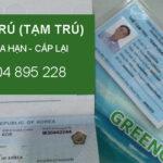 cách làm thẻ tạm trú cho người nước ngoài và thân nhân vợ chồng con tại bình dương