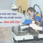 xin visa cho chuyên gia nước ngoài